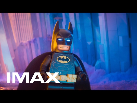 The Lego Batman Movie (IMAX TV Spot)