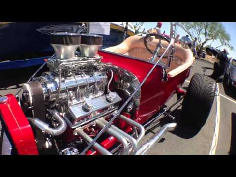 1923 Ford T – Bucket Custom Supercharged For Sale