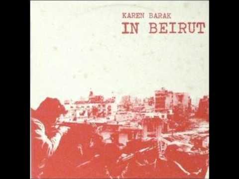 Karen Barak - In Beirut