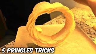 5 Pringles Tricks