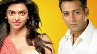 Salman Khan ROMANCES Deepika Padukone For The FIRST TIME!