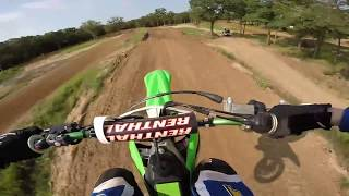 8. 2017 Kawasaki KX250F First Ride and Impressions