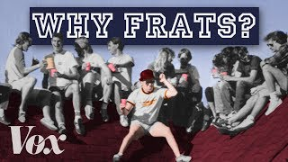 Why colleges tolerate fraternities