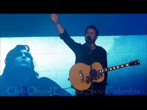 Alejandro Sanz - Mi Marciana - Manizales