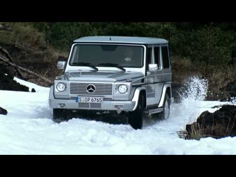 Mercedes Benz G Class History | Video