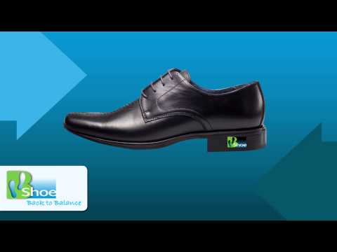 The First Smart Fall Prevention Shoe