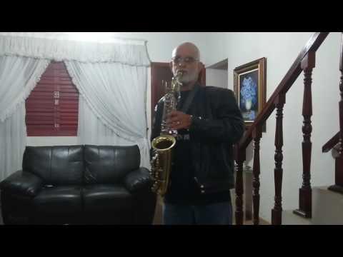 POR DEBAJO DE TU CINTURA - Aguita Sala - - Sax alto
