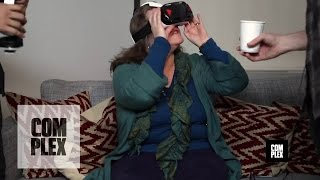 VR Porn Reactions on Oculus From Old People | Complex