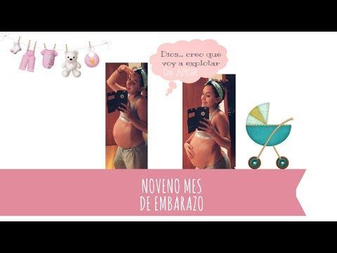 Noveno mes de embarazo