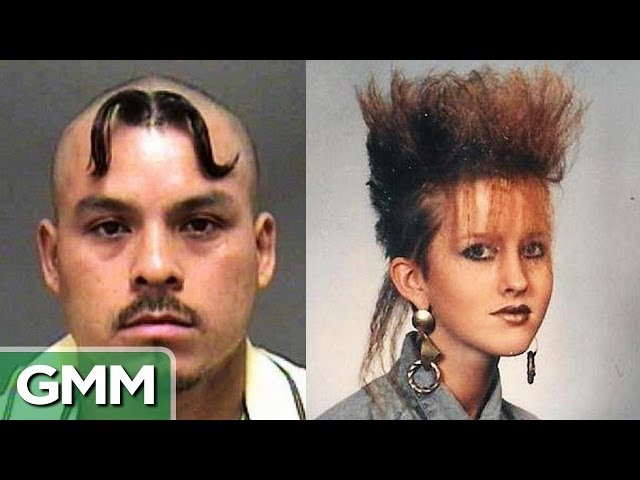 Good Mythical Morning In Spanish : Worst hairstyles ever mp downloadonline