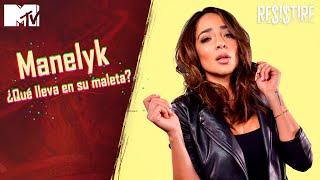 MTV Resistiré - ¿Qué lleva Manelyk en su maletas a Resistiré? | Estreno domingo 17