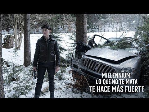 Millennium: Lo que no te mata te hace más fuerte - Ella es Lisbeth Salander?>