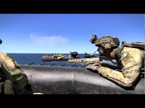ARMA 3 Dvd carátula