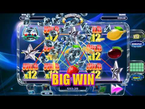 Doublepay Superbet Slot - Freespins with Retrigger  - Big Win