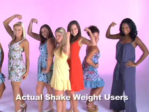 Shake Weight Commercial #2