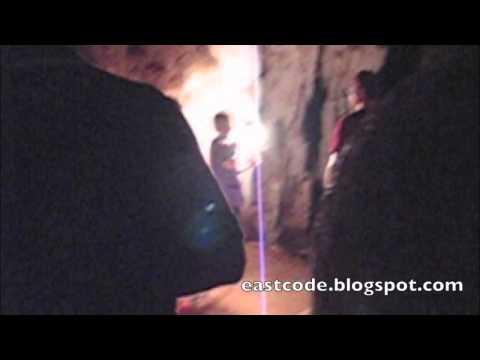 Stone Crocodile in Tham Lod  Cave  Pang Mapha Thailand (видео)