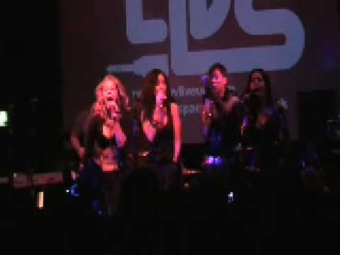 Fenix at MTV's I Luv Live
