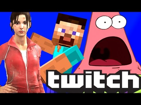 GMOD, LEFT 4 DEAD, MINECRAFT! - Livestream Celebration Part 2 (Garry's Mod)