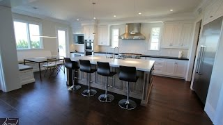 Design Build Custom Kitchen Home Remodel in Newport Beach
