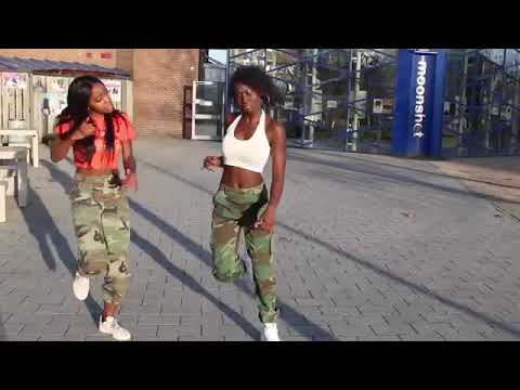 Able God Dance step video