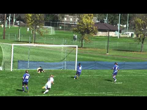 10/3/2010 - Soccer Beats Luther 1-0
