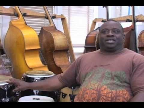 percussion education - This is a short Documentary on Eddie Drayton and his education process of Percussion Instruments.
