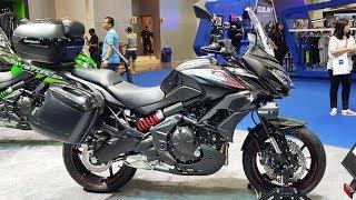 4. Kawasaki Versys 650 ABS