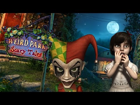 weird park scary tales game free