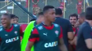 Vitória 3x2 Corinthians1º Gol do Vitória - Leandro DominguesCampeonato Brasileiro Série A 2ª Rodada22/05/2016Narração João Andrade