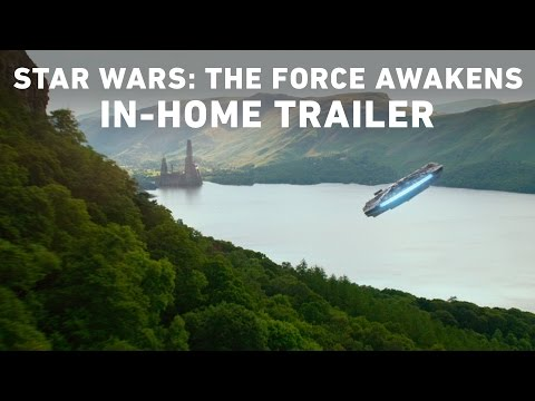 Star Wars: The Force Awakens (Blu-Ray Trailer)