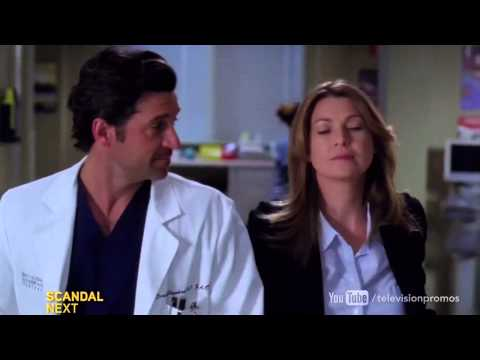 Grey's Anatomy 9.18 (Preview)