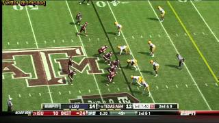 Tharold Simon vs Texas A&M (2012)
