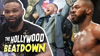 Video Tyron Woodley Wants McGregor Fight If He Beats Khabib | The Hollywood Beatdown MP3, 3GP, MP4, WEBM, AVI, FLV Desember 2018