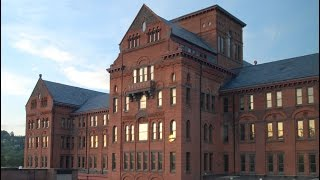Mansfield (PA) United States  City new picture : Soul Searchers Paranormal TV - the North Hall Library at Mansfield University, Mansfield PA