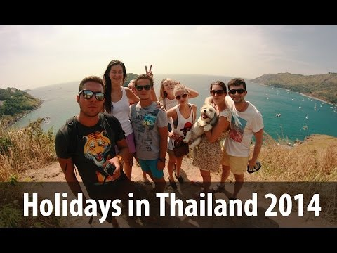 Holidays in Thailand 2014, Phuket