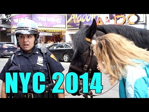 Vlog 16:Drive to New York City Late August 2014 Walk from Penn Station Down to Ground Zero and Back