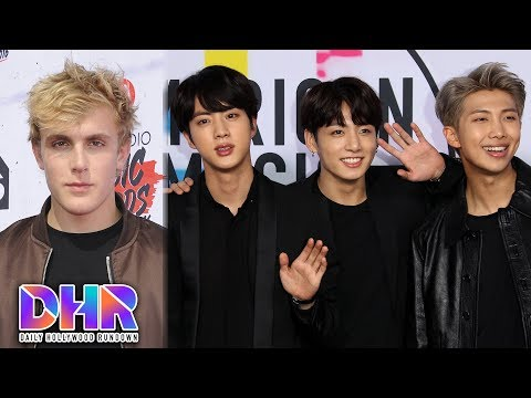 Jake Paul SUED for Trashing House - BTS REVEALS New Music! (DHR)