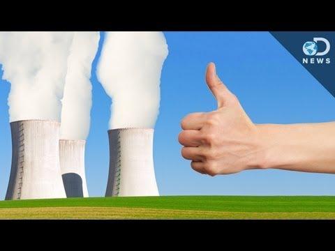 Jaderná energie zachraňuje životy