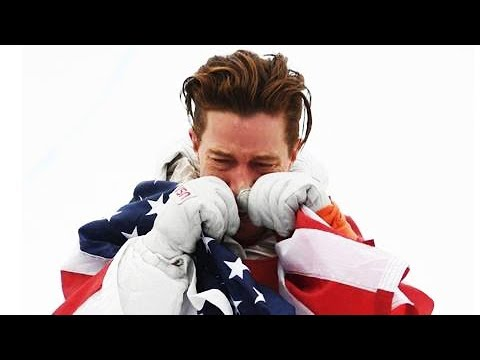 Winter Olympics: Fans and Celebrities Congratulate Shaun White - Snowboarder Breaks Down In Tears