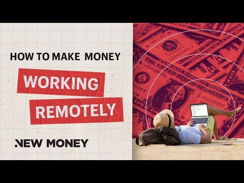How To Make Money As A Remote Worker