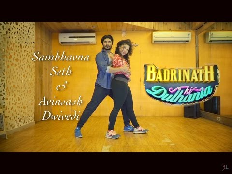 Badri Ki Dulhania   Dance Cover   Sambhavna Seth & Avinash Dwivedi