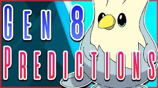 The Big Pokémon Gen 8 Prediction Video! by HoopsandHipHop