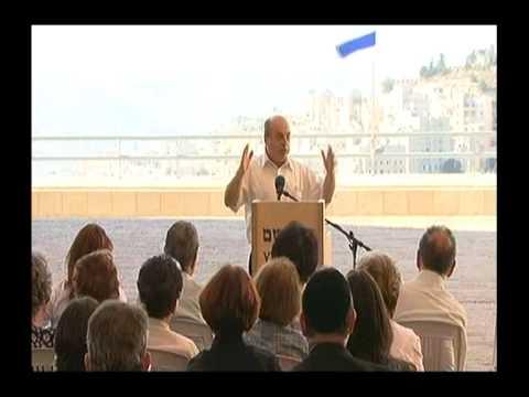 Natan Sharansky, Democracy, Education and Human Rights [23:37 min]