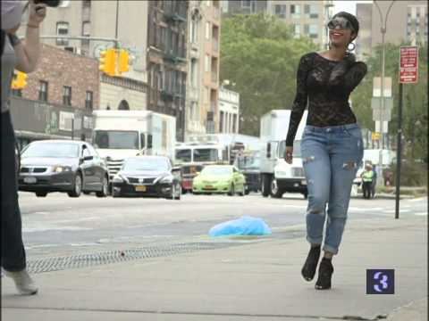Top Billing join Minnie Dlamini on a cover shoot in New York