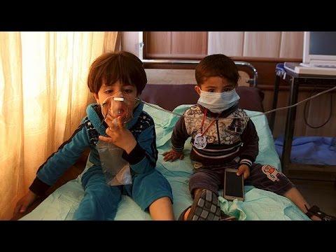 Ιράκ: Φόβοι για πλήγματα με χημικά από το ΙΚΙΛ