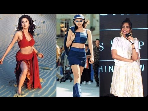 Sonam Kapoor Talks About Bollywood Fashion Divas | Karishma | Urmila | Rekha | Waheeda Rehman