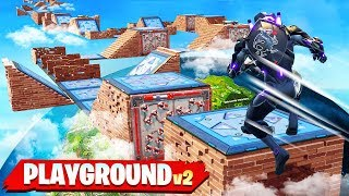 Download Video *IMPOSSIBLE* PLAYGROUND PARKOUR COURSE in FORTNITE! (RAGE WARNING) MP3 3GP MP4