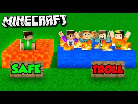 THIS MAP WILL MAKE YOU QUIT MINECRAFT (Unfair TNT Minecraft Map)