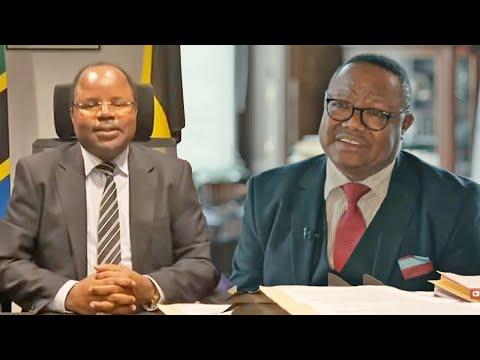 Tundu lissu Yamkuta Ubelgiji Apigwa Msumali wa Moto/Apewa ONYO Asipotoshe Watu NA Balozi Wa Tanzania