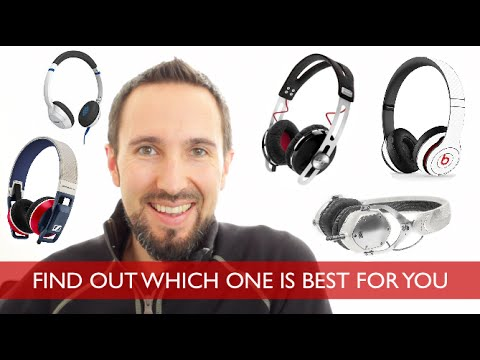 Top 5 On-ear Headphones Review – Best On-ear Headphones for 2016